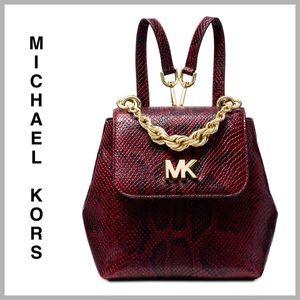 MK Small Convertible Backpack ✨